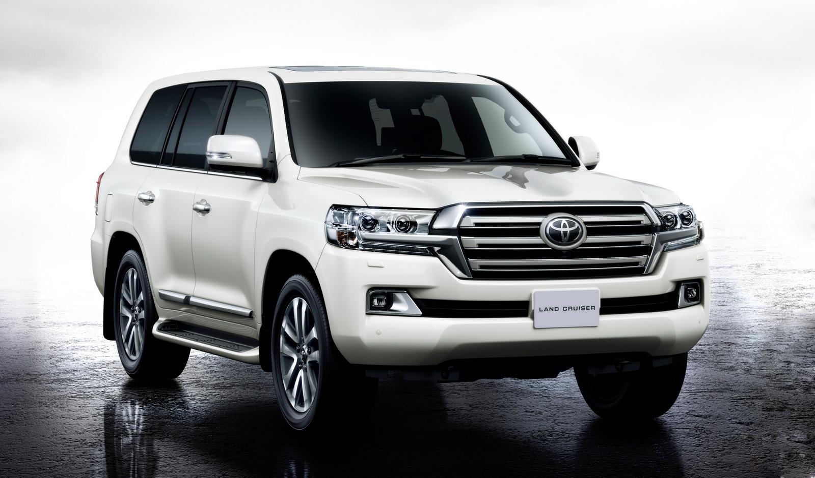 Toyota Land Cruiser Gxr 4 5l Diesel A T My17 Dazzle Uae